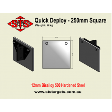 Quick Deploy - 250mm Square Target