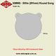 50BMG 500m (291mm) Round Gong - 16mm Bis 500